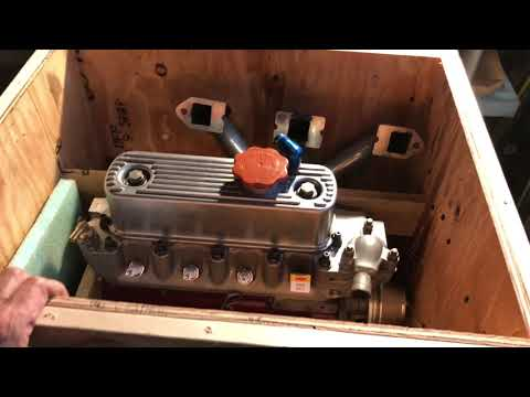 How To Securely Crate An Engine
