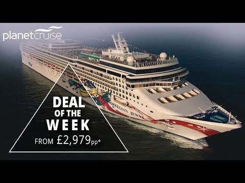Travel to Hong Kong with Norwegian Cruise Line's Norwegian Jewel | Planet Cruise Deal of the Week