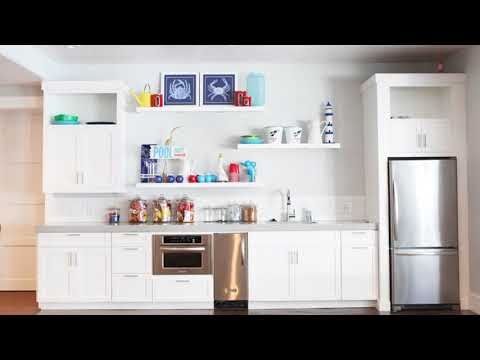 Floating Kitchen Shelves in India Ideas
