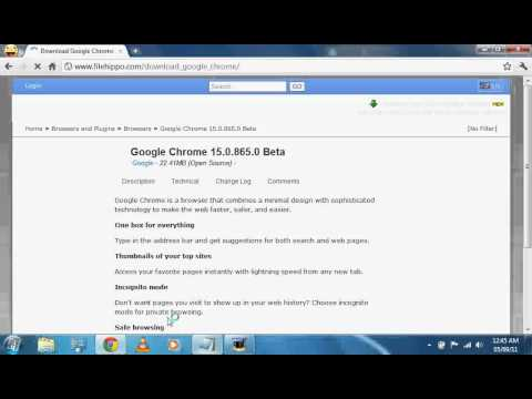 How To Download Google Chrome Latest BETA Version For Free