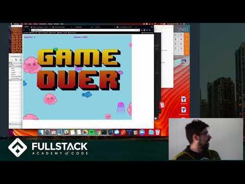 Stackathon Presentation: Krill Hunter