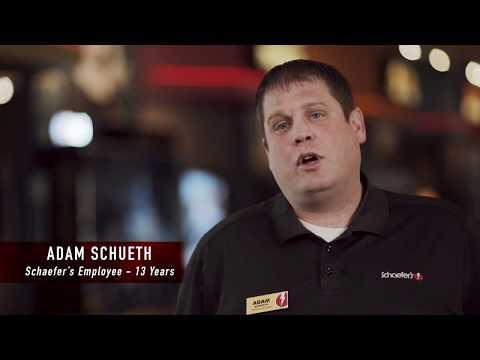 Meet Schaefer's Sales Expert, Adam Schueth- Whirlpool / Maytag Appliances