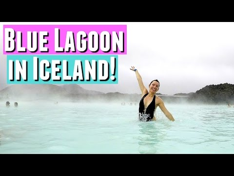 BLUE LAGOON IN ICELAND IN WINTER! Travelling Iceland in April 2017, Iceland Blue Lagoon Day 2