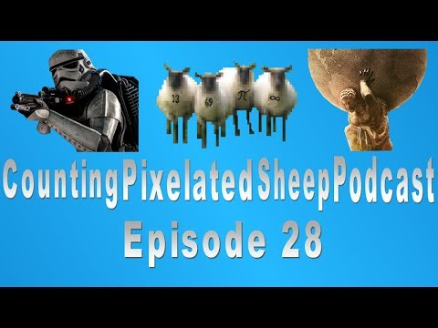 Counting Pixelated Sheep Podcast - The Cost of AAA Development & Civ 6 on iPad