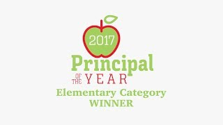 2017 Dallas ISD Principal of the Year-Elementary Category