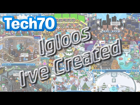 Tech70's Archive: Igloos I've Created