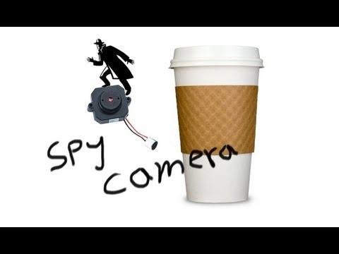 How to Make a Hidden Spy Camera