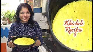 Khichdi Recipe by Samta Sagar | Tasty, Easy and Instant
