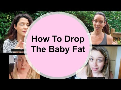 4 Mums Tips On How To Lose The Baby Weight