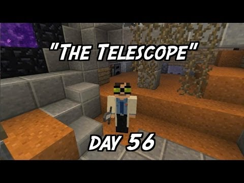 Everyday Minecraft - The Telescope [56]
