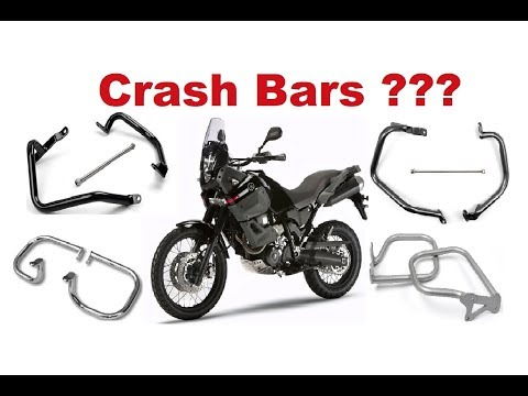 Motorcycle Crash Bars, Crash Protectors – Are they really worth it?