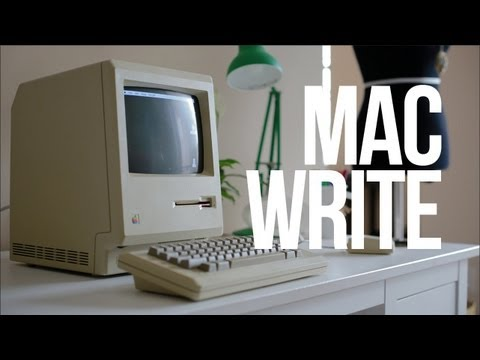 MacWrite