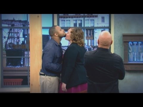 I Won't Kiss Her On The Lips, She's A Cheater (The Steve Wilkos Show)