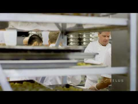 EATS Vancouver: Holiday Party, Behind the Scenes at the Fairmont Hotel