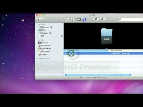 PSP Tutorial - How to fix your WiFi Ad-Hoc / Change your Mac address [UPDATED / HD]