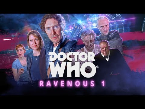 The Eighth Doctor Returns! | Ravenous Trailer | Doctor Who