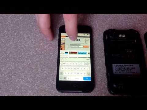 How to check the esn / imei number on a HTC droid incredible 2