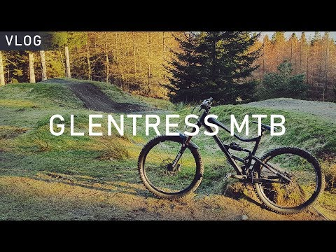A Day at Glentress | Mountain Biking in Scotland