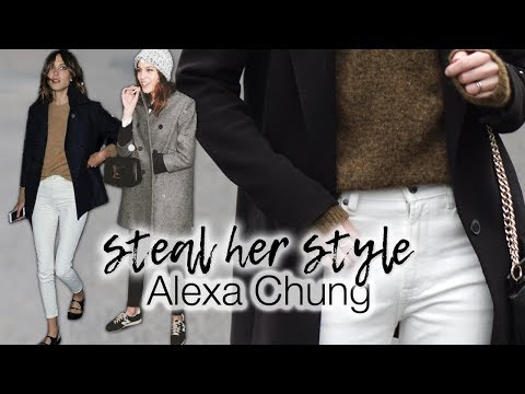 Steal her style: Alexa Chung!