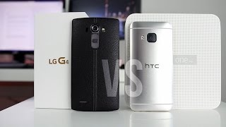 LG G4 vs HTC One M9: Over 2 Months Later!