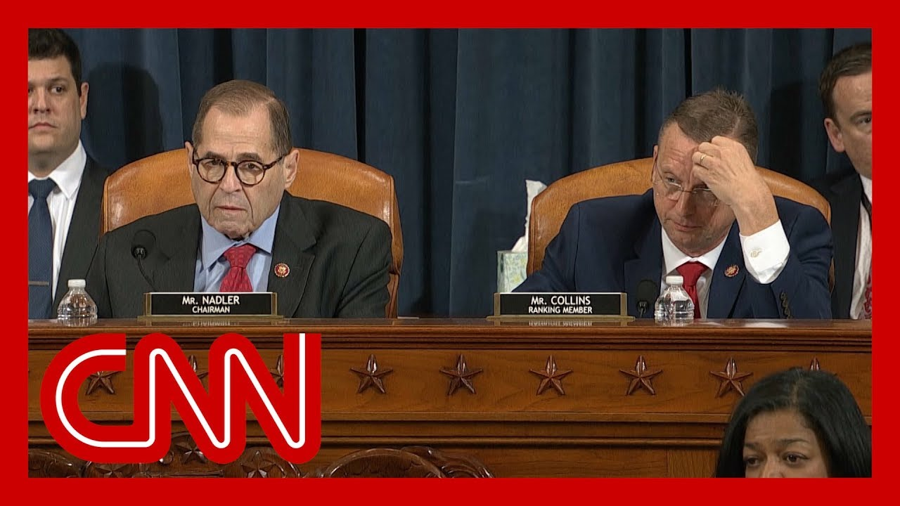 Watch the full House Judiciary Committee vote on impeachment