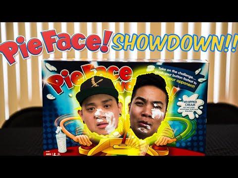 Pie Face Showdown!