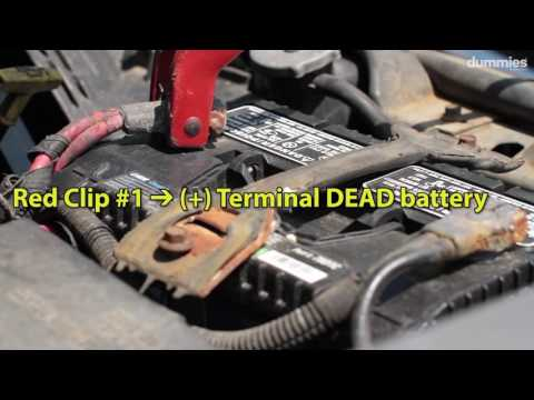 How To Jumpstart Car For Dummies