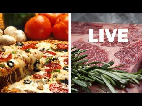 Episode #2 - Monday's Live Studio Barbecue Recipe Recordings
