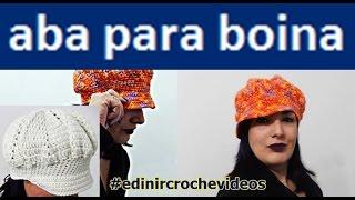 ABA DE CROCHE  e04aec729e7
