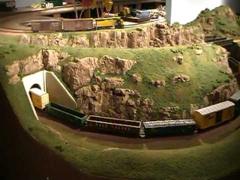 Lake Lundie layout update #3 (HO scale train layout build)