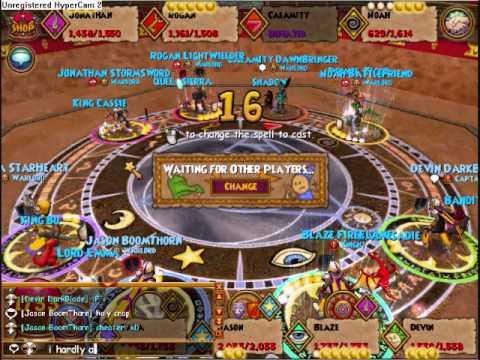 Wizard 101 Arena-4v4