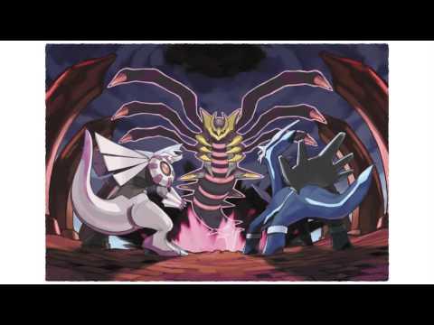 Pokemon (DPPt) Spear Pillar Remix
