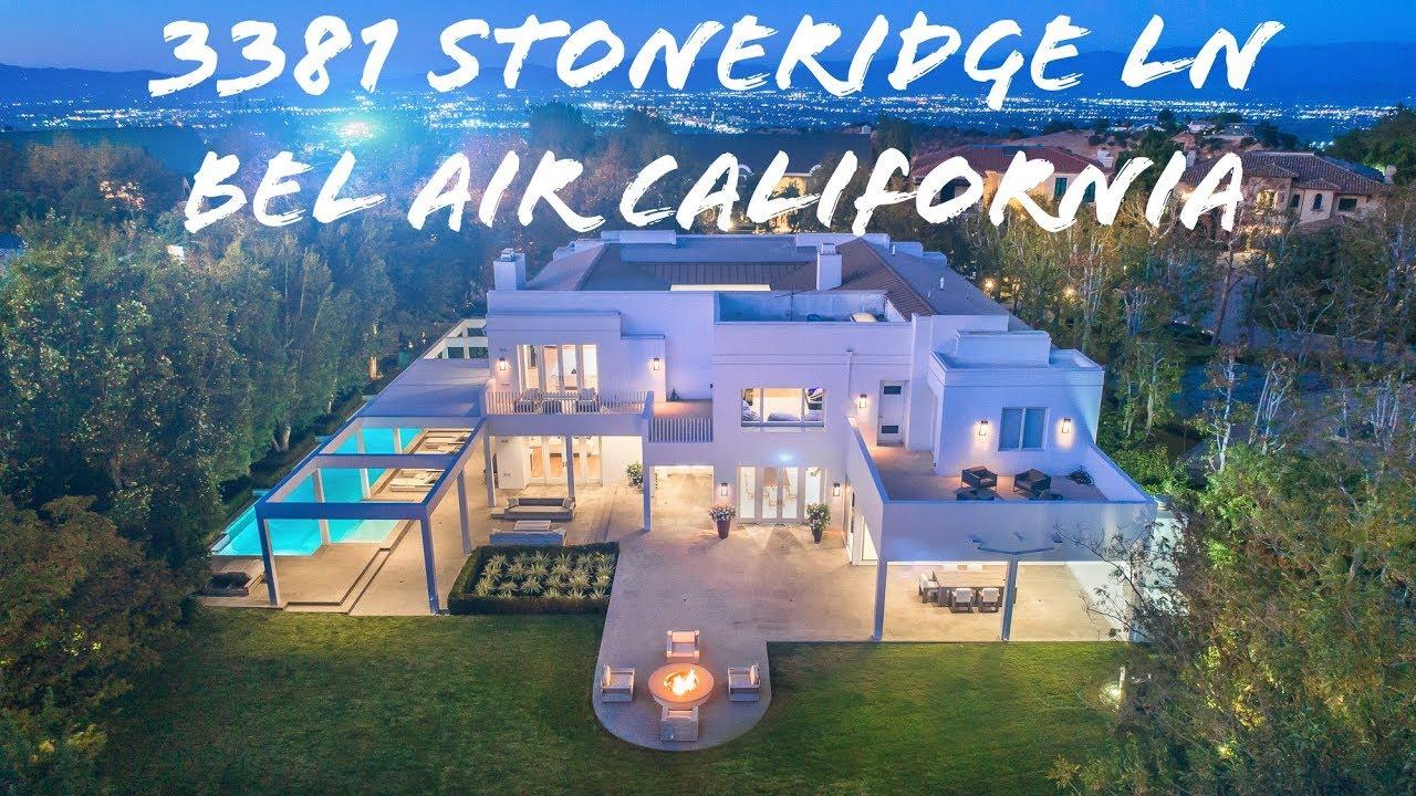FOR SALE: 3381 Stone Ridge Lane, Bel Air, California 90077 Shawn Kormondy David Bennett