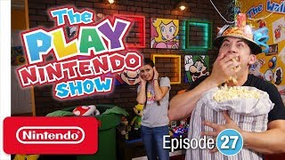 The Play Nintendo Show – Episode 27: Miitopia Gets 5 Thumbs Up!