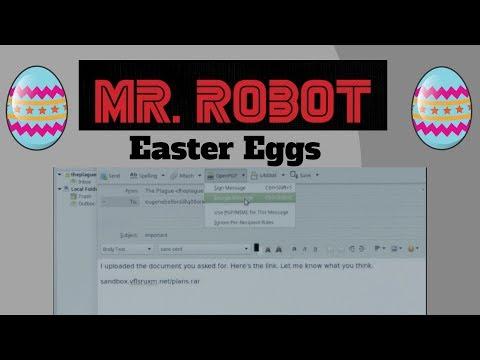 Mr Robot Season 3 FBI Monitor Hack Easter Egg | 2017