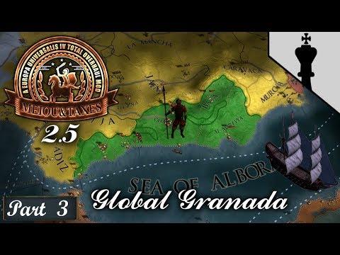 Global Granada – MEIOU and Taxes 2.5 Heresy  - Part 3