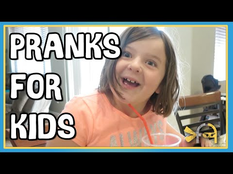 EASY PRANKS FOR KIDS