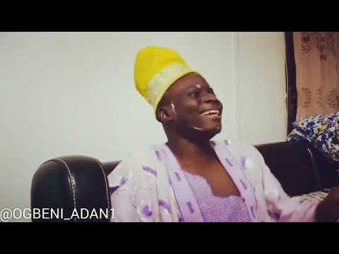 Skit : Ogbeni Adan - Collecting Food From a Visitor in an African Home