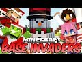 The Most FRUSTRATING Bases | Minecraft Base Invaders Challenge