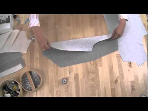 learn to sew - Waistcoat With Lapels - Darts