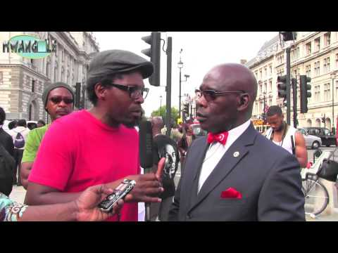 Mwangoletv   Interview with Leo Muhammad from Nation of Islan   Youtube