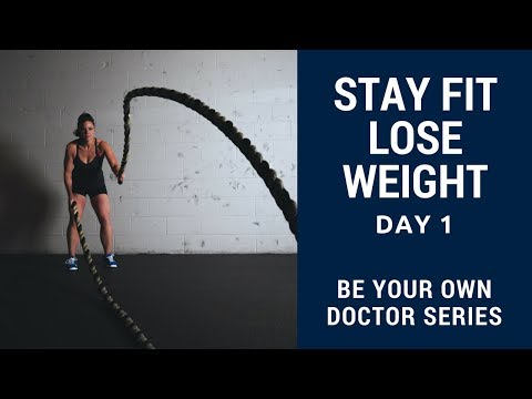 AMAZING Health Benefits of ROPE SKIPPING and Physical Activity: Be Your Own Doctor Series: Day 1