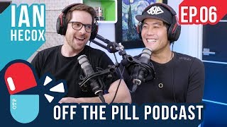 Off The Pill Podcast #6 - (Ft. Ian Hecox) -Smosh vs Defy Media, RiceGum Challenges & Ian's Fan Story