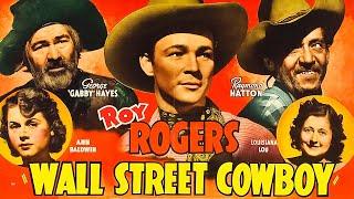 Wall Street Cowboy (1939) Full Length Western Movie