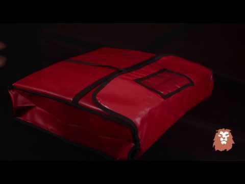 Thunder Group Pizza Bag Demo by LionsDeal.com
