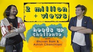 Bhuvan Bam vs Ashish Chanchlani | Heads-Up Challenge | RJ Suren | Radio Mirchi