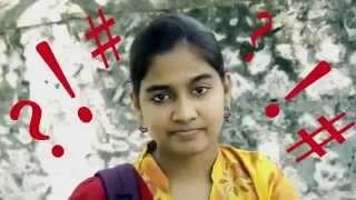 Tamil girl and boy talking tamil in public place - தமிழ் பேசும் தமிழ் பெண் மற்றும் பையன்