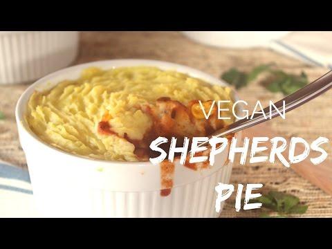 VEGAN SHEPHERDS PIE | Easy Dinner | Alethea Todaro