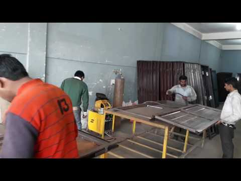 Metal Doors PRODUCTION FAST