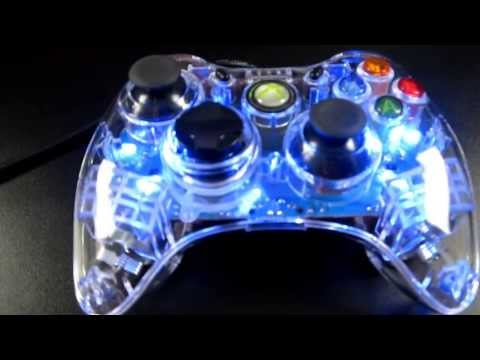 Review of the Afterglow AX-1 Xbox Controller for Xbox 360 and PC